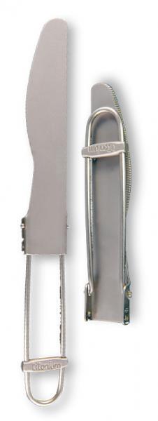 CampCo Titanium Folding Knife