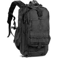 Red Rock Gear Summit Backpack, Black
