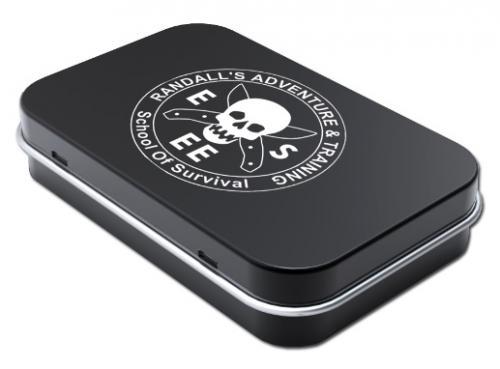 ESEE Knives ESEE Izula Gear Survival Kit Tin