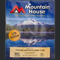 Oregon Freeze Dry Chicken & White Bean Chili ( Low Sodium )