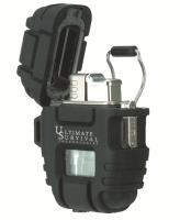 Ultimate Survival UST Delta Stormproof Lighter Matte Black