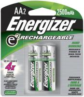 Energizer NH15BP-2 Rechargeable NiMH Batteries (AA 2-pk)