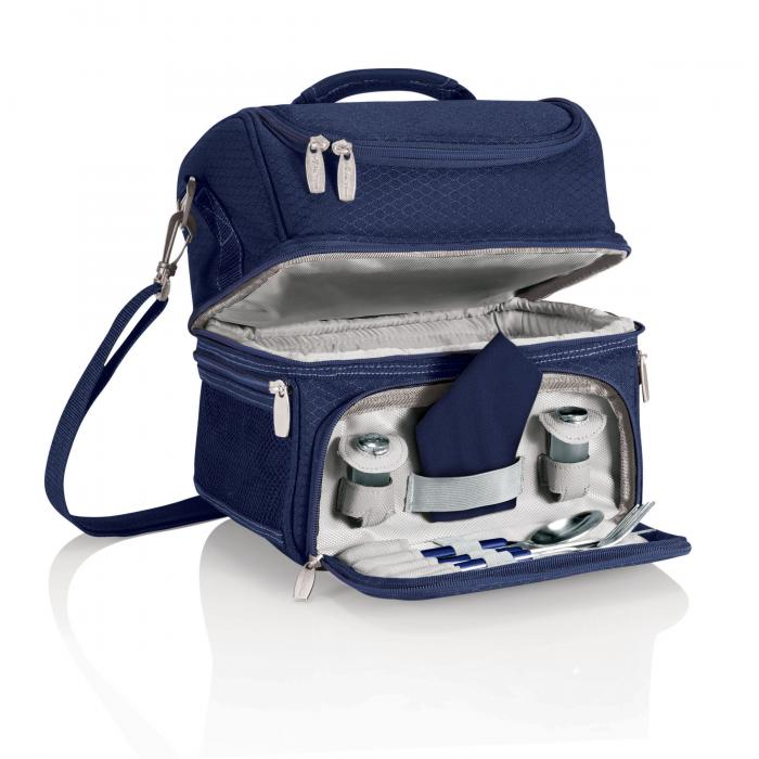 Picnic Time Pranzo Insulated Picnic Lunch Cooler With