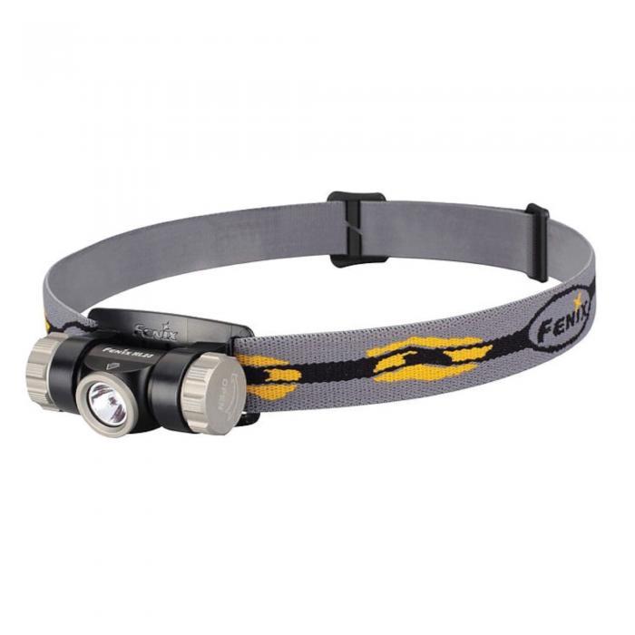 150 Lumen Fenix HL Series Headlamp, Gray