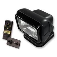 Golight Permanent Mount RadioRay Combination - Black