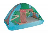Pacific Play Tents Tree House Bed Tent, Twin Size