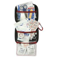Lifeline Med Hard Shell Foam First Aid Emergency Kit 53Units