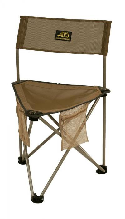 ALPS Mountaineering Grand Rapids Camping Chair - Brown