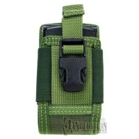 "Maxpedition 4"" Clip-On Phone Holster, OD Green"