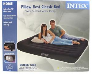 Air Mattresses by Intex
