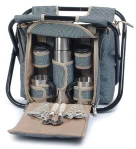 Coffee & Tea Baskets/Backpacks by Picnic and Beyond