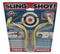 Trumark Slingshot, Fiber-Optic Sights