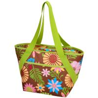 Picnic at Ascot Lunch Cooler Tote - Floral