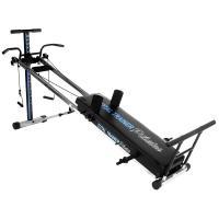 Bayou Fitness Total Trainer Pilates Pro Reformer Home Gym PilatesPro