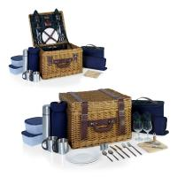Picnic Time Canterbury Picnic Basket for Two