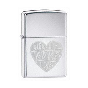 Zippo High Polish Chrome, For The Love of Chrome
