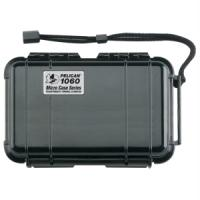 Pelican Products Micro Case Solid, Black, 9.38 x 5.56 x 2.63