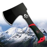 Outdoor Edge Wood Devil Hatchet