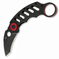 Mantis MK-2 Cinq 2 Folding Karambit with Stainless Handle