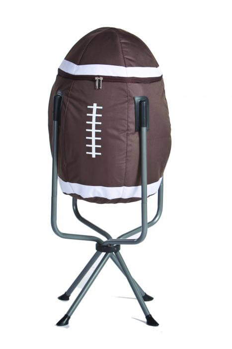 Picnic Plus Large Insulated Football Shaped Cooler