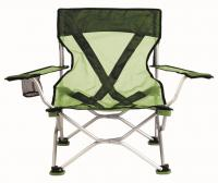Travel Chair French Cut Chair, Lime