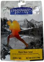 Backpacker's Pantry Cold Black Bean Salad