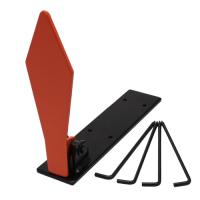 Champion Traps & Targets Metal Pop-Up Target (Diamond Shape)
