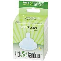 Klean Kanteen Kid Kanteen Nipple Fast 2 Pk