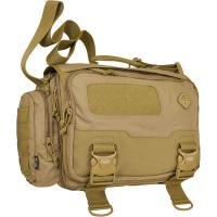 Hazard4 Sherman, Laptop Messenger Brief, Coyote