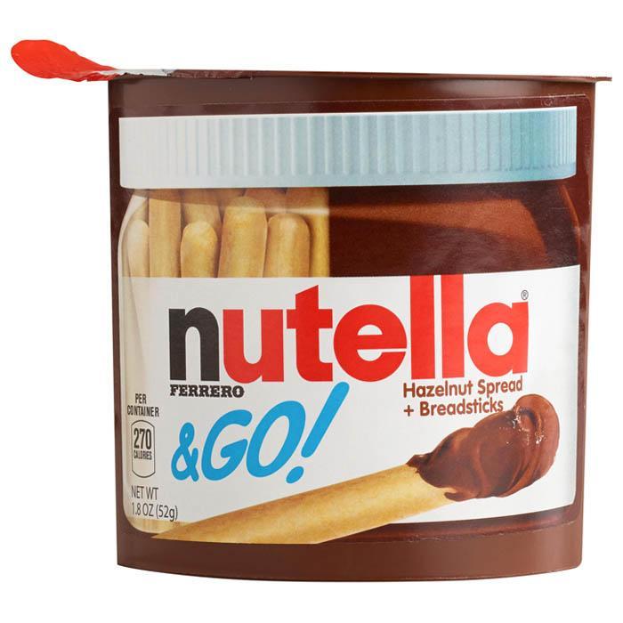 Nutella & Go Spread/sticks
