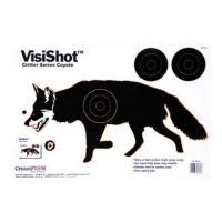 Champion Traps & Targets Visishot Critter Seriescoyote(10/Pk)