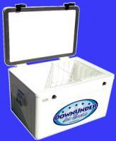Down Under USA 129 Quart Long Icebox/Marine Cooler