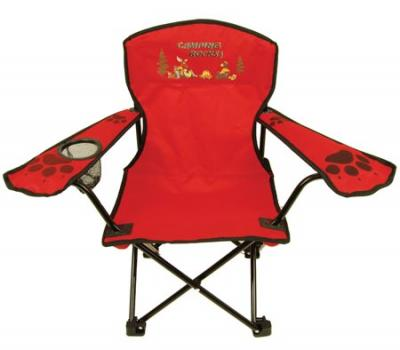 Wilcor Child Camping Chair, Bear Moose