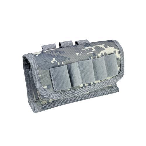 NcStar Shot Shell Pouch Carrier - Digital Camo