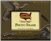 American Expeditions Wild Turkey Photo Frame