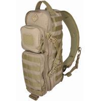 Hazard4 Evac Plan-B Front/Back Modular Sling Pack, Coyote