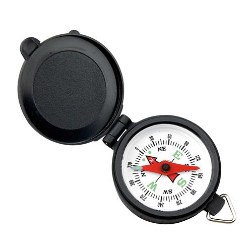 Compass Pocket With Plastic Case