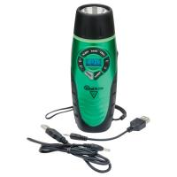Wind'N Go Ultralight/radio Flashlight