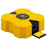 Brunton Revolt XL 9000 mAh, 6x Charge, Yellow