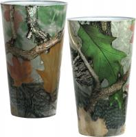 Rivers Edge Products Camo Pint Glasses 2 pack