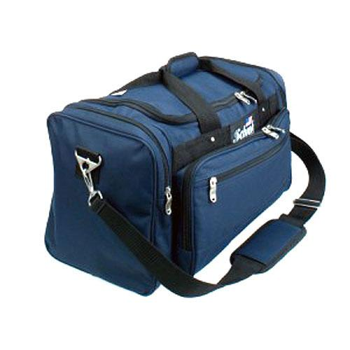 Deluxe Multi-Compartment Polyester Gym Bag