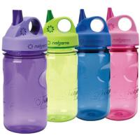 Nalgene Tritan Grip-n-gulp Pink Water Bottle