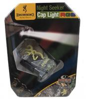 Browning Nightseeker Red,Green,Blue Cap Light