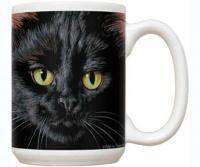 Fiddler's Elbow Black Cat 15 oz Mug
