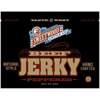 Sweetwood Cattle Sweetwood Peppered Beef Jerky