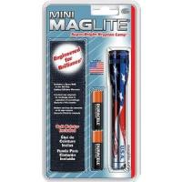 MAGLITE M2AAEH AA Mini Flashlight and Holster Combo Pack