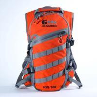 Geigerrig Rig 700 Hydration System, 70 oz., Orange/Gunmetal