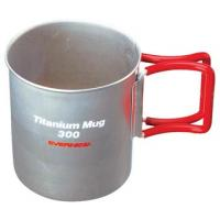 Titanium Mug 300 with Folding Handle