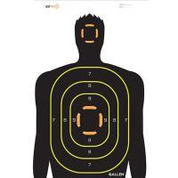 EZ See Silhouette Target (5 per pack)