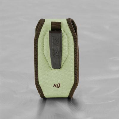 Nite-ize Tone Swipe Holster Magnetic Closure Medium- Green